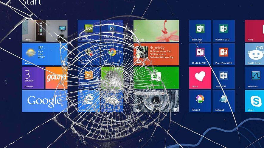 Majowe aktualizacje Microsoftu: ponad 1 GB paczek do pobrania
