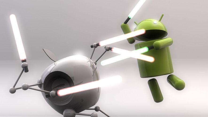 Małe utarczki dużych chłopców: Google w Nougacie odpowiada na Move to iOS