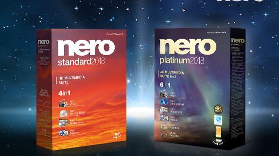 Nero 2018 gotowy na duplikaty zdjęć i pionowe filmy