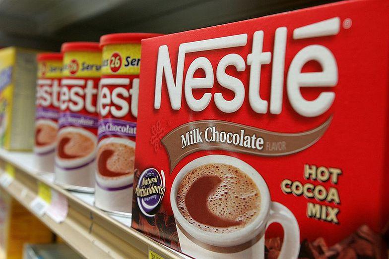 Produkty Nestlé niezdrowe? Wewnętrzny raport firmy nie pozostawia wątpliwości
