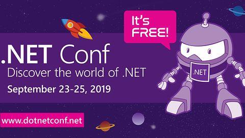 Trwa .NET Conf – Microsoft porządkuje swój najlepszy framework