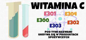 Pod jakimi symbolami kryje się witamina C?