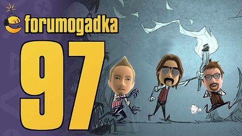 Forumogadka #97 Ta nagrywana w zimowym sezonie ogórkowym