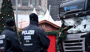"""Zamach w Berlinie. """"Bild"""": zatrzymano 4 osoby. Niemiecka prokuratura generalna dementuje"""