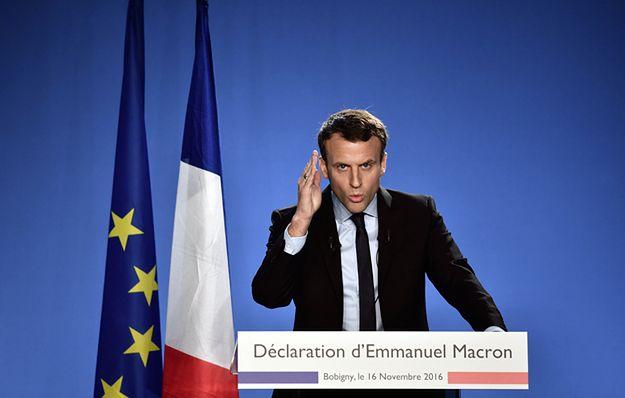 Rosyjska wojna informacyjna przeniosła się do Francji. Celem Emmanuel Macron