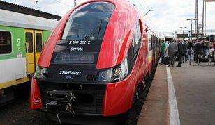 Wypadek na trasie SKM i KM. Człowiek wpadł pod pociąg