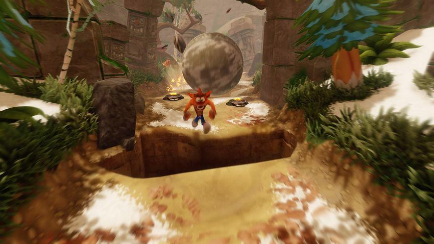 """Wraz z przeskokiem na nowe platformy Crash Bandicoot """"gubi"""" ukłony w stronę Naughty Dog"""