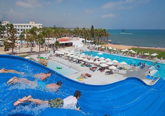 Miejsce 7. Louis Phaethon Beach, Pafos, Cypr