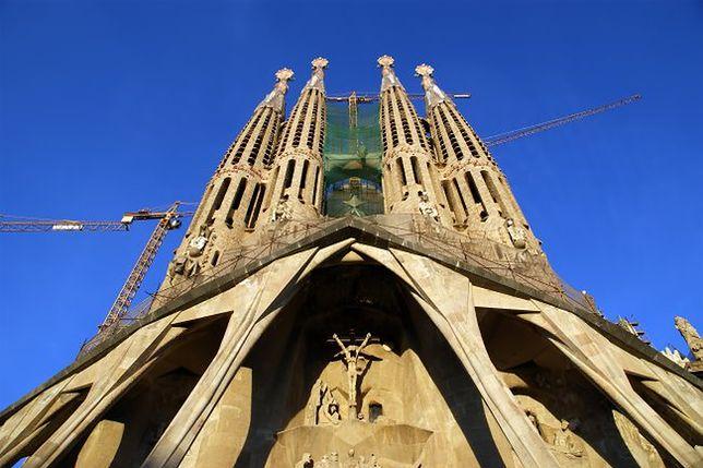 Wczasy w Hiszpanii - Sagrada Familia, Barcelona