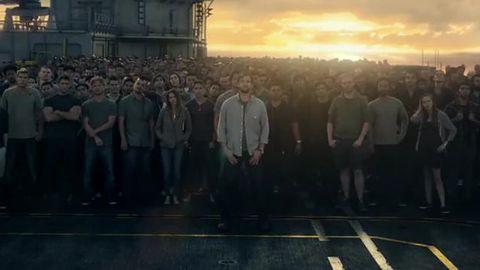 Wybuchy i walące się wieżowce w telewizyjnym zwiastunie Battlefield 4