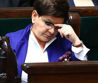Czy Beata Szydło powinna wycofać się z polityki?