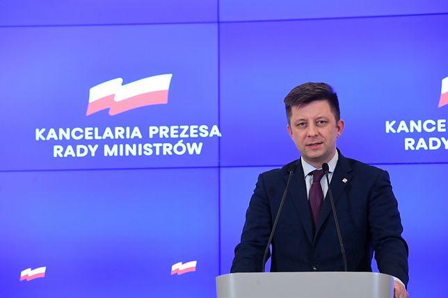 Michał Dworczyk zapewnia, że wszystkie kontrowersje związane z programem szczepień zostaną szybko wyjaśnione