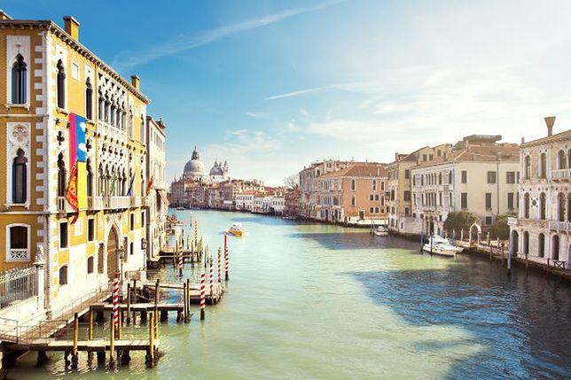 Największe atrakcje Wenecji - Canal Grande