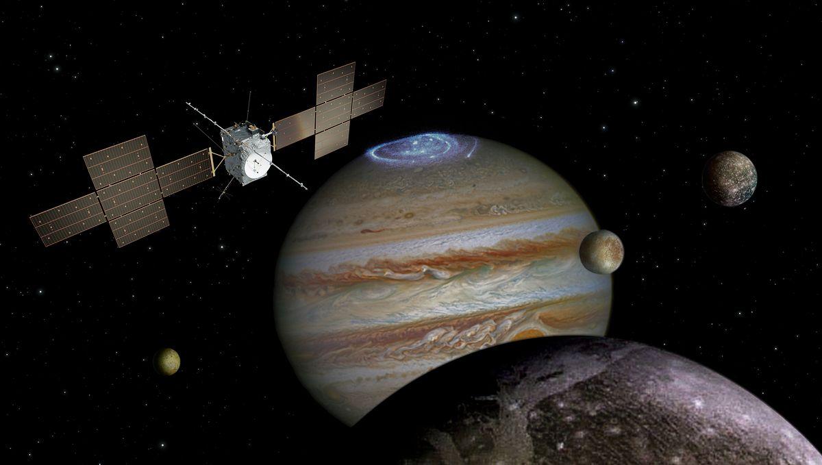 Sukces polskiej firmy. Jej komponenty zbadają lodowe księżyce Jowisza