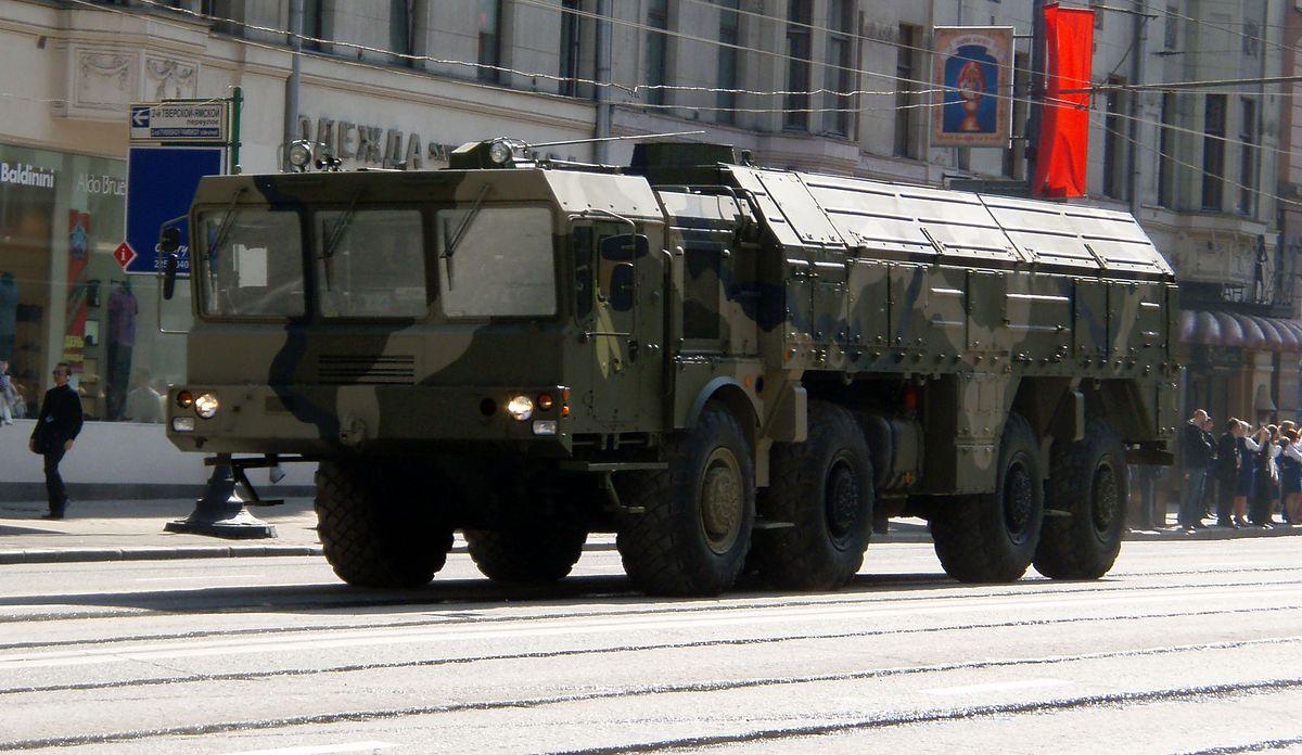 Rosyjskie Iskandery przy polskiej granicy. Zobacz, dlaczego boi się ich cały świat