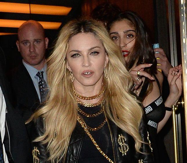 Madonna była gotowa zapłacić, byle tylko zajść w ciążę