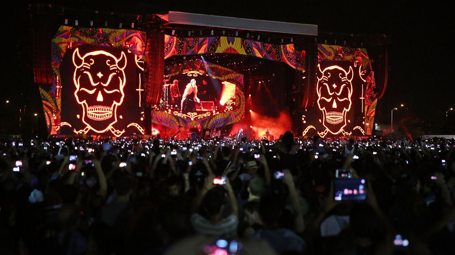 Narkotyki? Jakie narkotyki? The Rolling Stones w świetnej formie