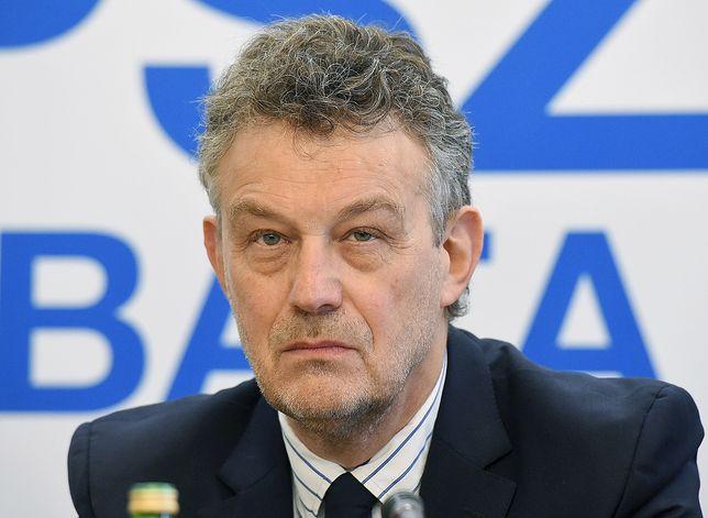 Ryszard Schnepf, były wiceminister MSZ