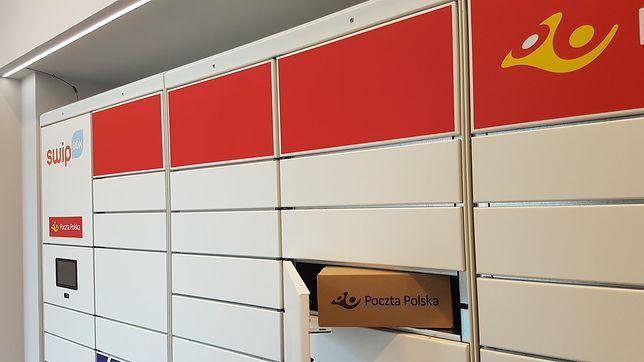 Automaty pocztowe Poczty Polskiej stoją już m.in. w Biedronkach.