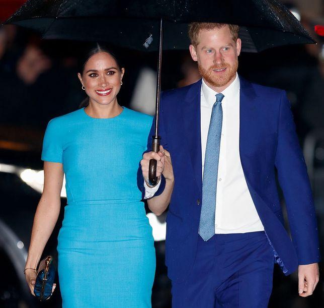 Meghan Markle i książę Harry nie są ulubieńcami Brytyjczyków