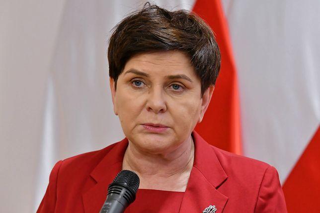 Beata Szydło: sondaże zawsze budzą różnego rodzaju emocje
