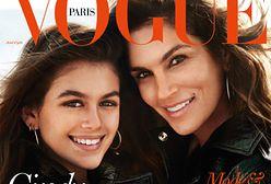"""Cindy Crawford i Kaia Gerber w """"Vogue Paris"""""""