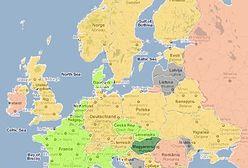Kto jest najhojniej obdarzony w Europie?