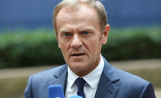 """""""Tchórzliwy atak na niewinnych ludzi"""". Donald Tusk komentuje tragedię w Barcelonie"""