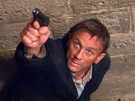 Daniel Craig znów będzie Bondem