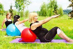 Ćwiczenia w ciąży. Jaką aktywność fizyczną poleca się kobietom w ciąży?