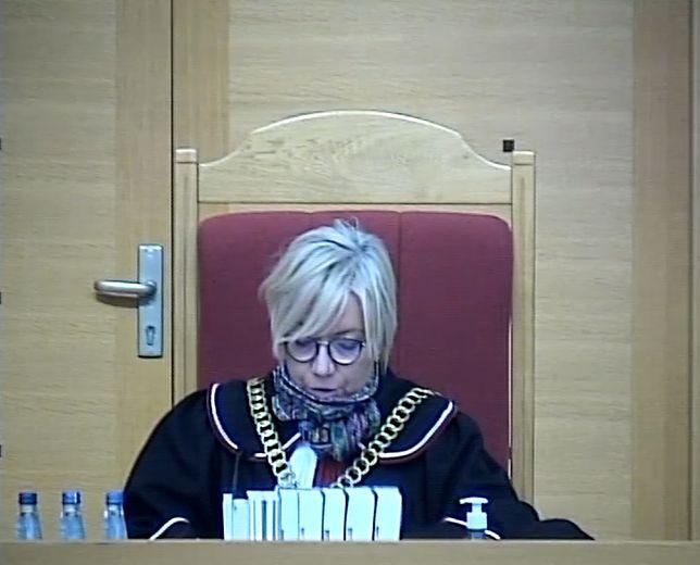 - Trybunał Konstytucyjny obraduje w czasach pandemii - stwierdziła prezes TK Julia Przyłębska