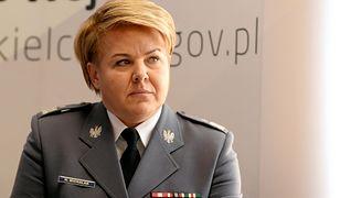 Helena Michalak opuści Komendę Główną Policji
