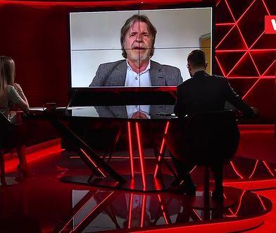 """Koronawirus. Były szef NFZ Andrzej Sośnierz o błędach w walce z epidemią. """"Tylko się broniliśmy"""""""