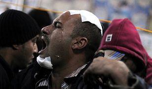 49 osób zabitych w demonstracjach w Egipcie