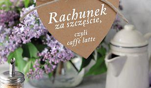 Rachunek za szczęście, czyli caffe latte