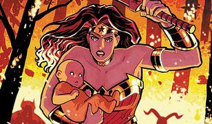 Wonder Woman, Żelazo, tom 3