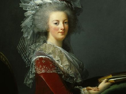 Maria Antonina. Pod francuską gilotyną