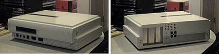 Kolejne zdjęcia Falcona MicroBox bez napędu CD.