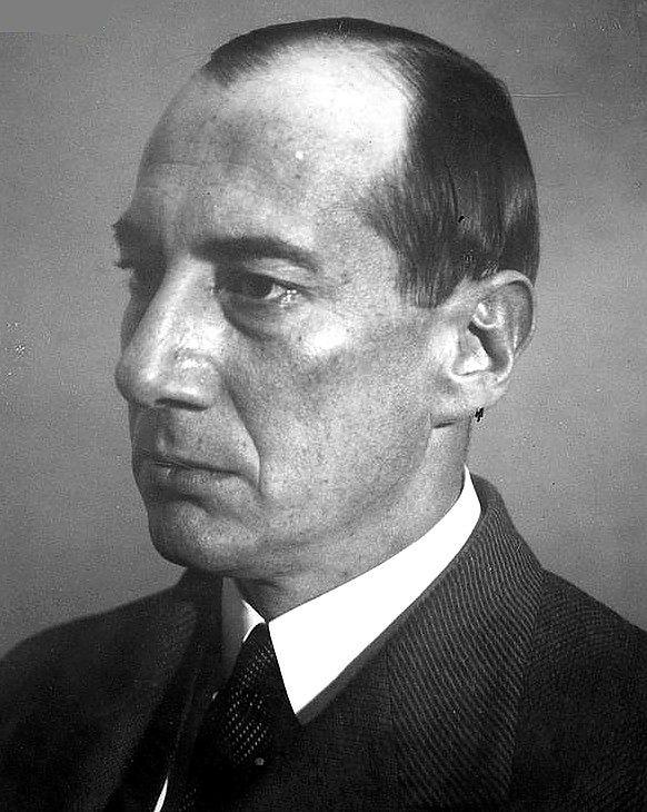 Józef Beck - minister spraw zagranicznych II RP