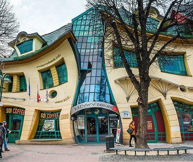 Krzywy domek w Sopocie jest na liście najdziwniejszych budynków świata i znajduje się w amerykańskim przewodniku wydawnictwa Lonely Planet