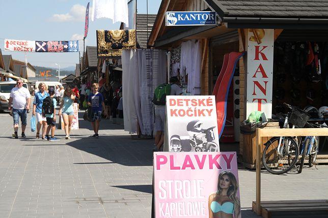 Słowacy regularnie zjeżdżają do polskiego miasta na zakupy