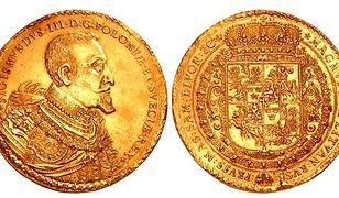 Wyprodukowano tylko kilka egzemplarzy tych monet