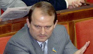 Ukraina: Przyjaciel Władimira Putina podejrzany o zdradę stanu. Prokuratura wszczęła przeciwko niemu śledztwo