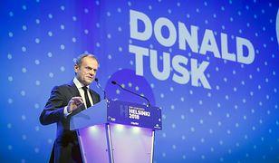 Przemówienie Donalda Tuska wywołało duże emocje