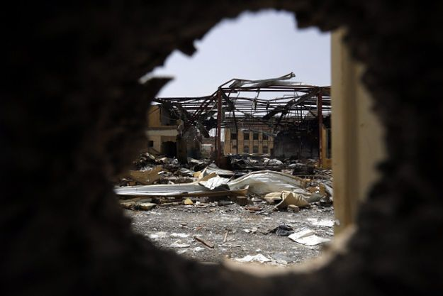 Według ONZ dotychczas w jemeńskim konflikcie zginęło ponad 2 tys. osób