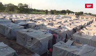 Trudna sytuacja uchodźców. W obozach pojawił się koronawirus