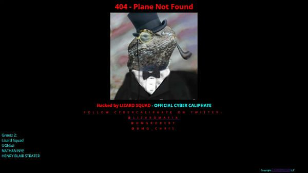 Kolejny cyberatak. Ofiarą hakerów padły linie lotnicze
