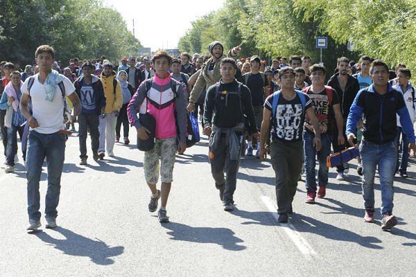 Węgierska armia ćwiczy ochronę granic