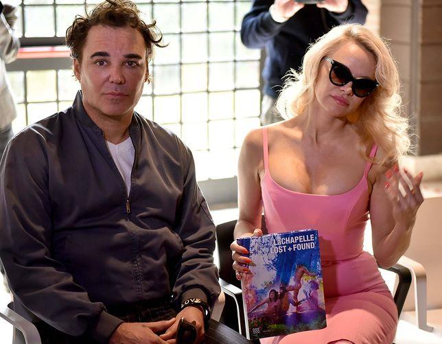 Pamela Anderson i David LaChapelle