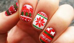 Stylizacja paznokci na święta. 10 pomysłów na oryginalny manicure